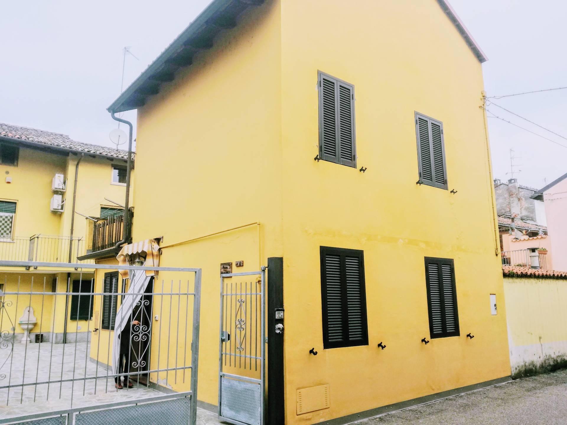 Soluzione Semindipendente in vendita a Morano sul Po, 4 locali, prezzo € 55.000 | CambioCasa.it