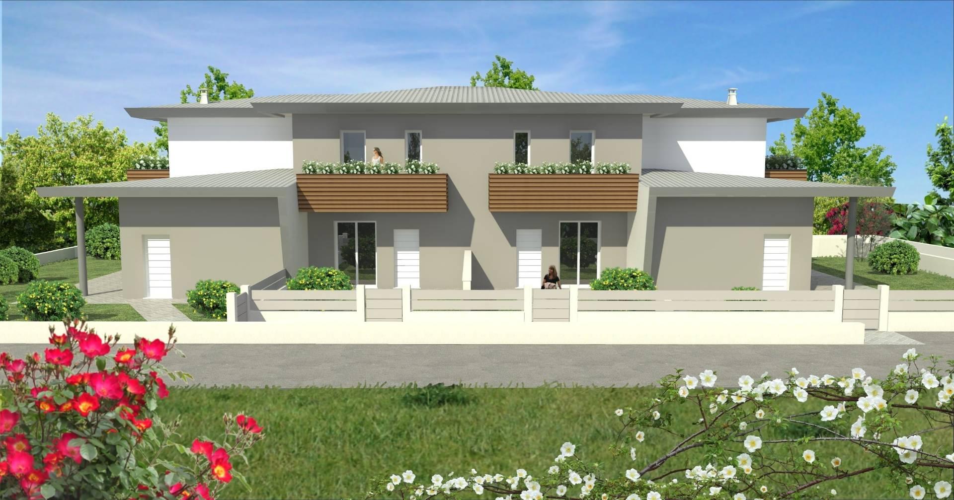 Villa a Schiera in vendita a Ospitaletto, 7 locali, prezzo € 265.000 | PortaleAgenzieImmobiliari.it