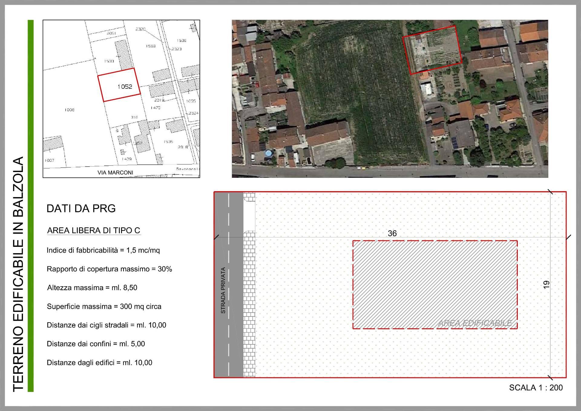 Terreno Edificabile Residenziale in vendita a Balzola, 9999 locali, prezzo € 12.000 | CambioCasa.it