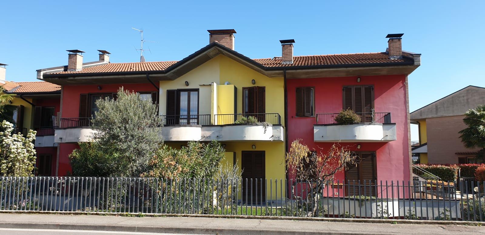 Appartamento in vendita a Ciserano, 3 locali, prezzo € 138.500 | CambioCasa.it