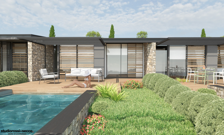 Appartamento in vendita a Cervo, 4 locali, prezzo € 380.000 | CambioCasa.it