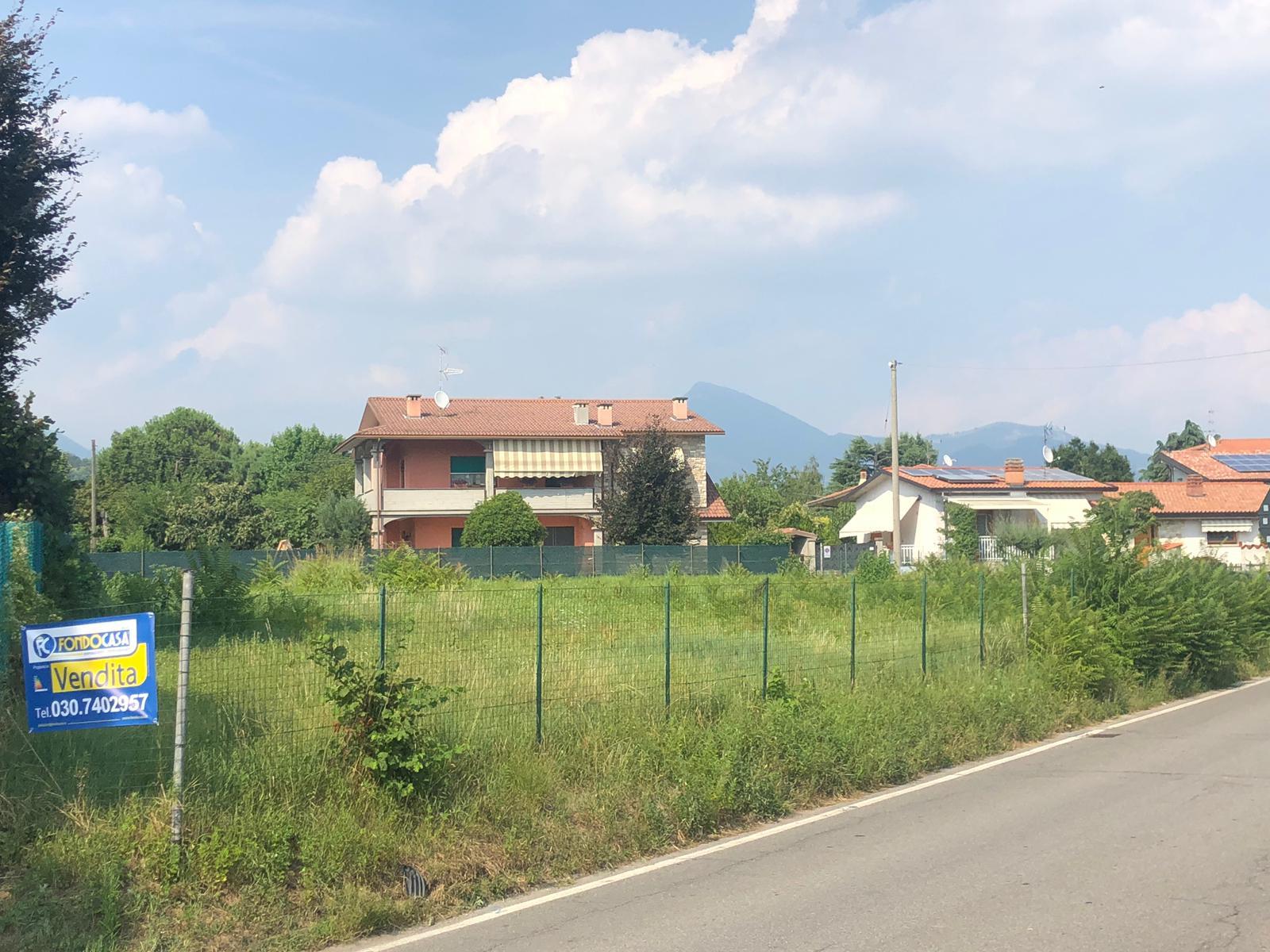 TERRENO EDIFICABILE in Vendita a Castelli Calepio (BERGAMO)