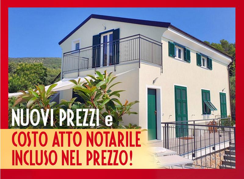Appartamento in vendita Via Montale Borgio Verezzi