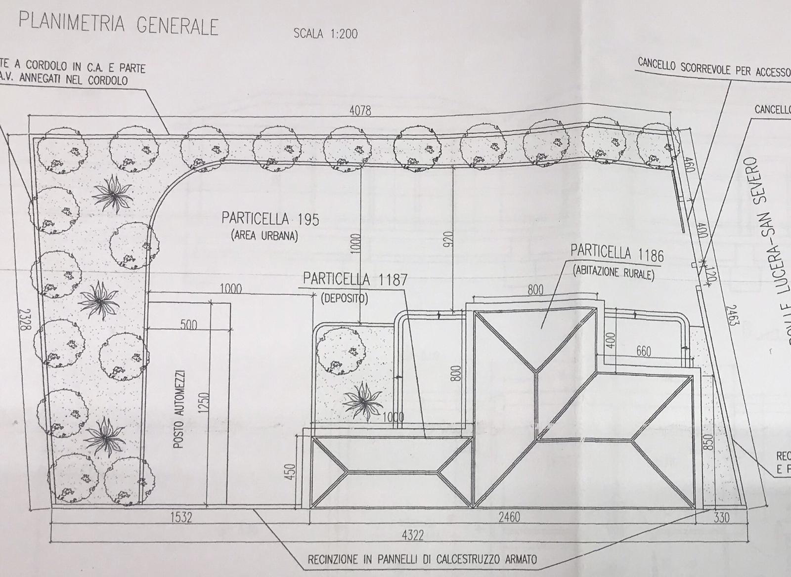 Terreno Edificabile Residenziale in vendita a San Severo, 9999 locali, prezzo € 59.000 | CambioCasa.it