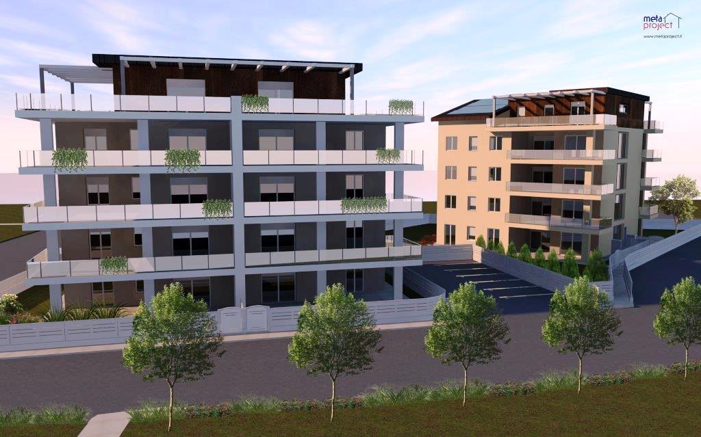Attico / Mansarda in vendita a San Martino Buon Albergo, 5 locali, prezzo € 600.000 | PortaleAgenzieImmobiliari.it