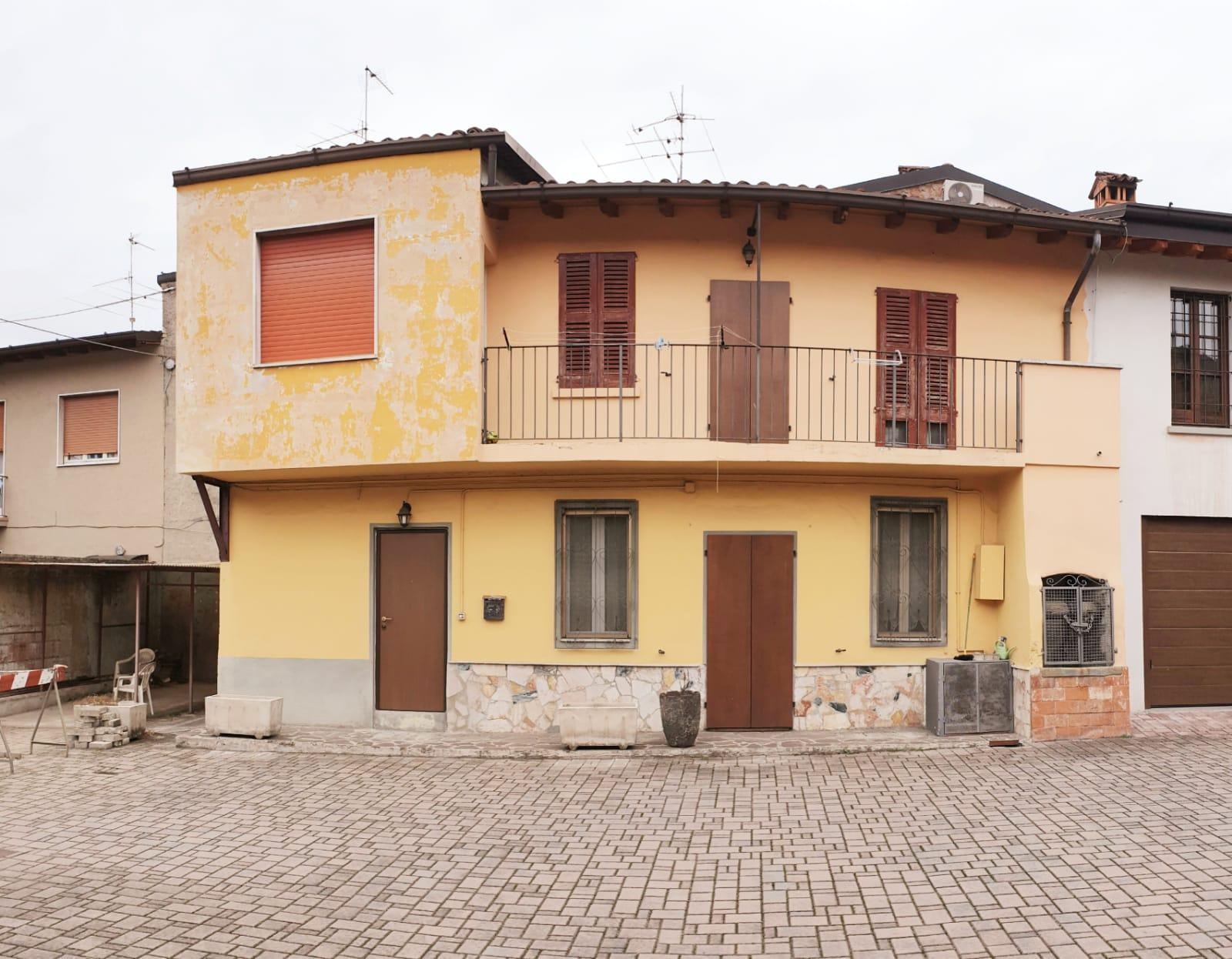 Soluzione Semindipendente in vendita a Ospitaletto, 3 locali, prezzo € 93.000 | PortaleAgenzieImmobiliari.it