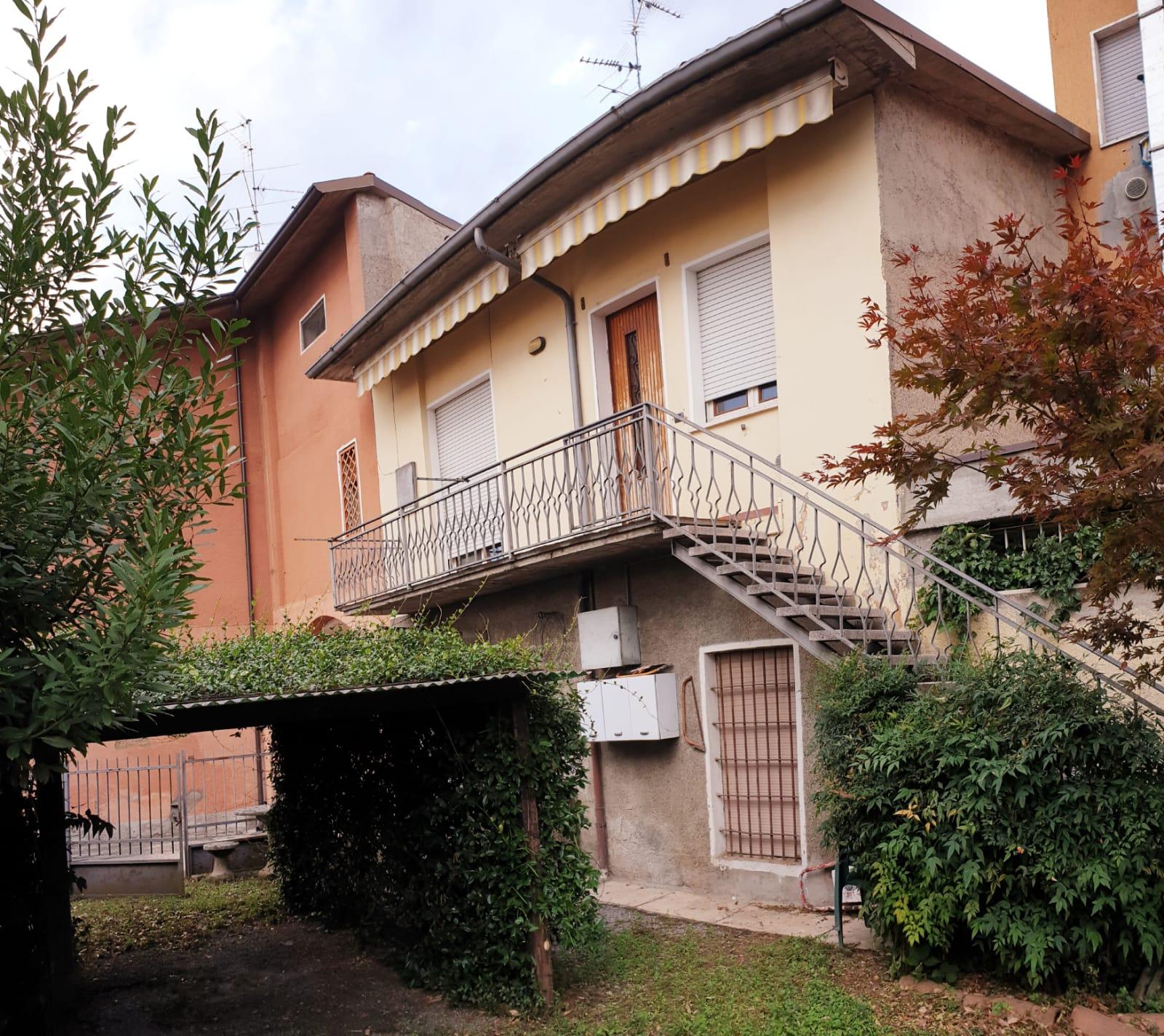 Soluzione Indipendente in vendita a Ospitaletto, 4 locali, prezzo € 128.500   PortaleAgenzieImmobiliari.it