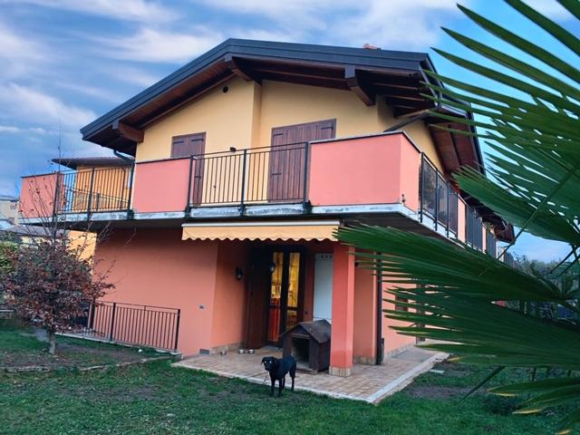 APPARTAMENTO in Vendita a Tagliuno, Castelli Calepio (BERGAMO)