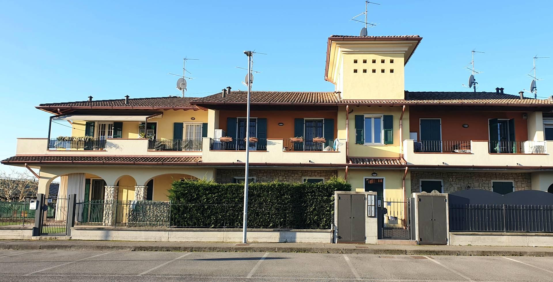 Appartamento in vendita a Ospitaletto, 3 locali, prezzo € 178.000 | PortaleAgenzieImmobiliari.it