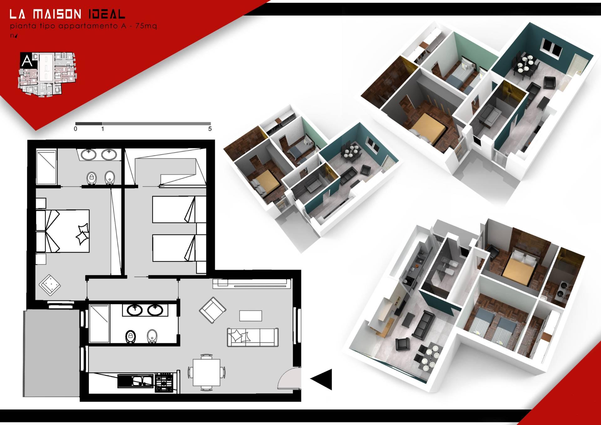 Appartamento in vendita a San Vitaliano, 3 locali, prezzo € 165.000 | PortaleAgenzieImmobiliari.it