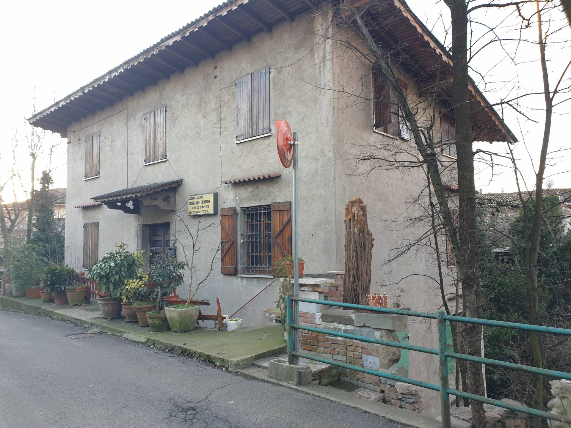 CASA INDIPENDENTE in Vendita a Pontoglio (BRESCIA)