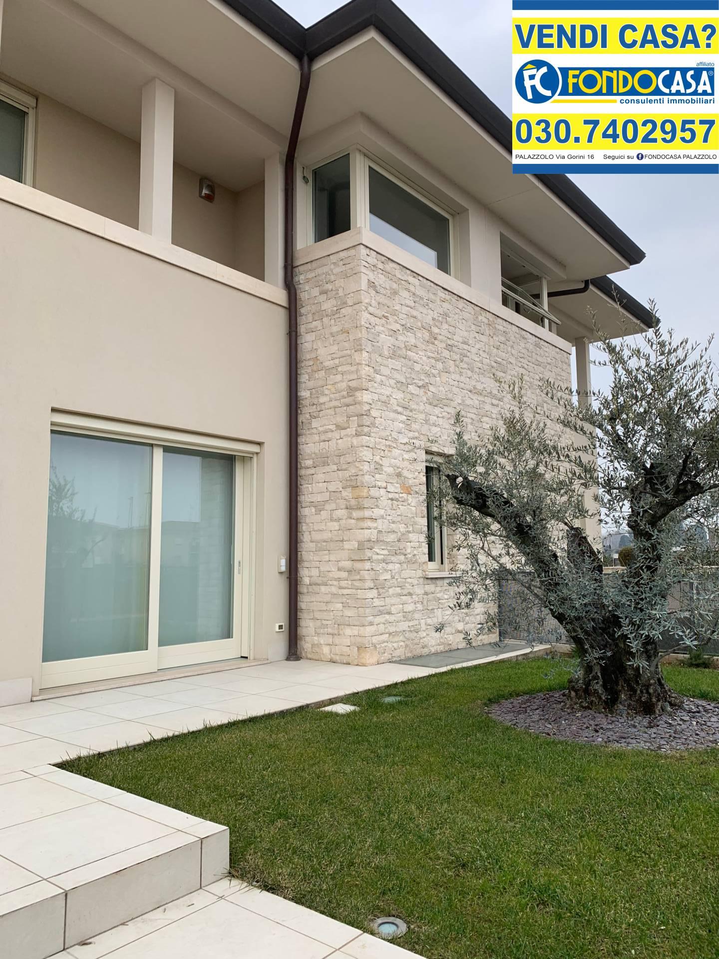 Villa in vendita a Palazzolo sull'Oglio, 7 locali, Trattative riservate | PortaleAgenzieImmobiliari.it