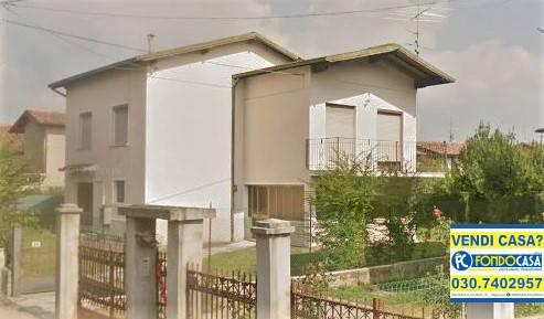 Villa in vendita a Castegnato, 6 locali, Trattative riservate   PortaleAgenzieImmobiliari.it