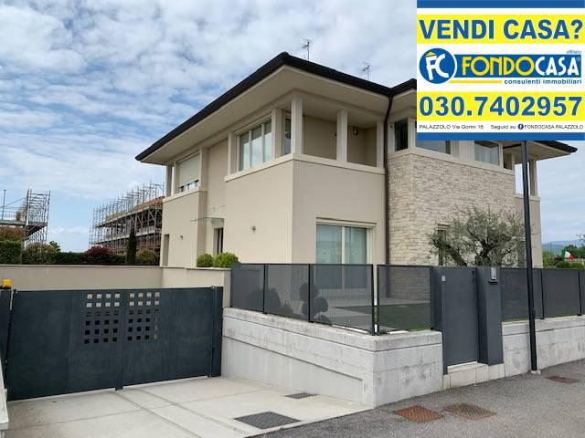 Villa in vendita a Palazzolo sull'Oglio, 7 locali, prezzo € 440.000   PortaleAgenzieImmobiliari.it