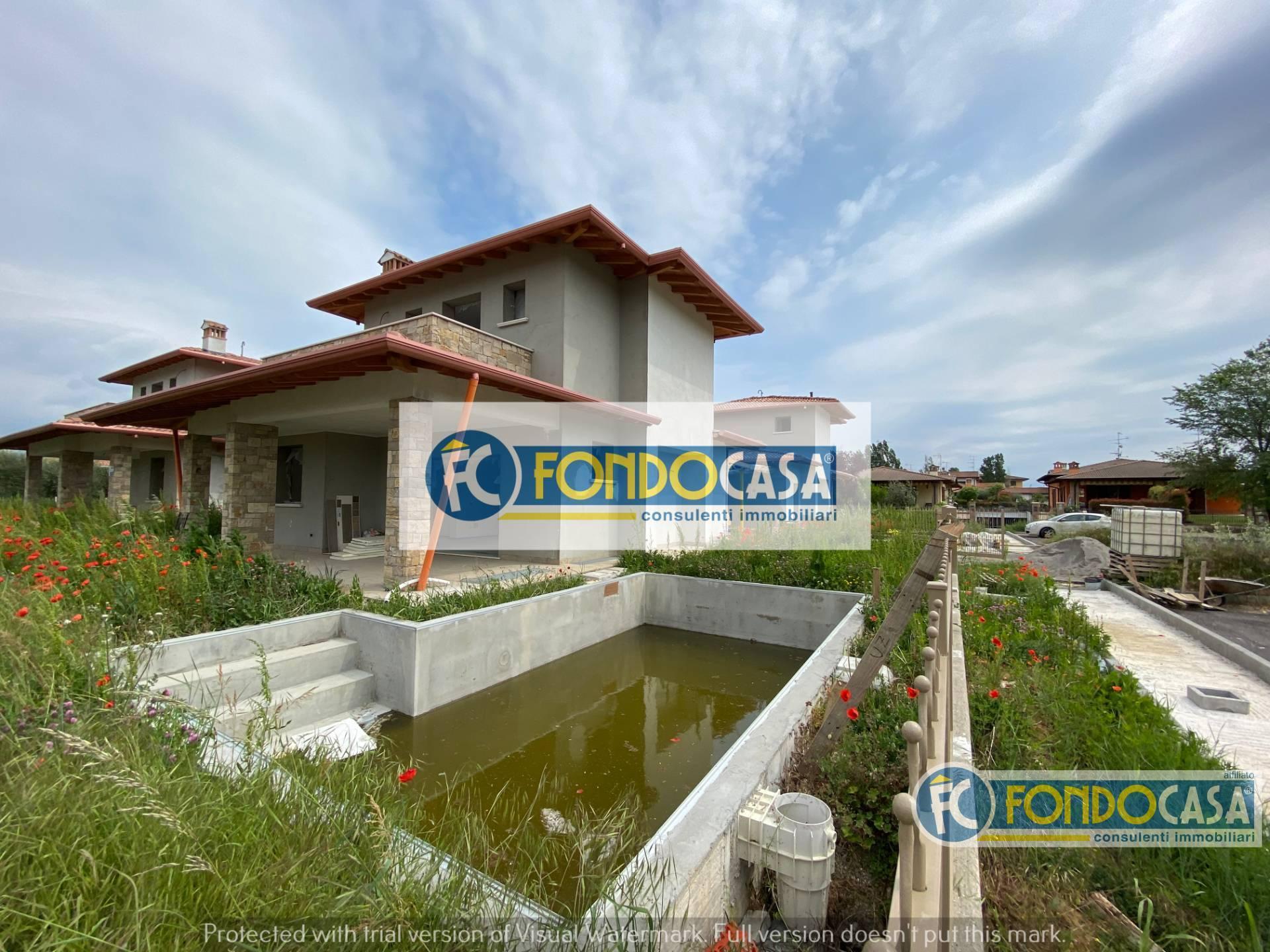 Vendita Villa unifamiliare Casa/Villa Manerba del Garda 208132