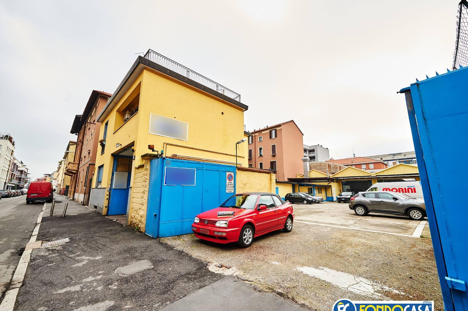 Terreno Edificabile Residenziale in vendita a Milano, 9999 locali, zona Località: Gorla, prezzo € 1.200.000 | CambioCasa.it