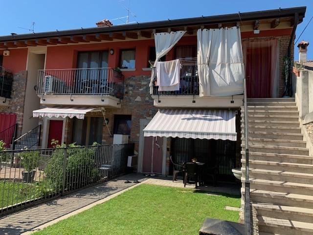 Appartamento in vendita a Rovato, 4 locali, zona Località: S.Andrea, prezzo € 120.000 | CambioCasa.it