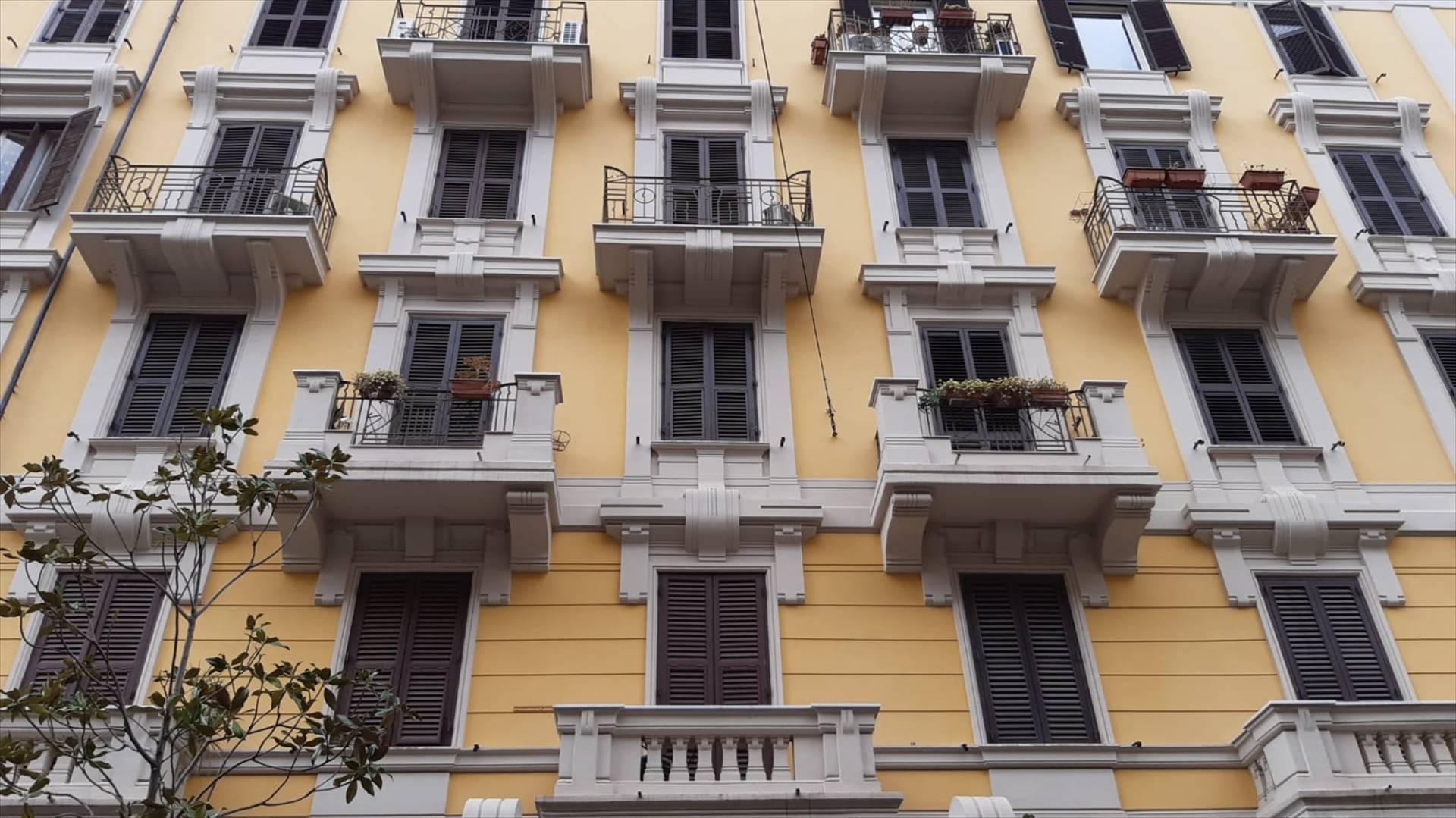 APPARTAMENTO in Vendita a Trieste, Roma (ROMA)