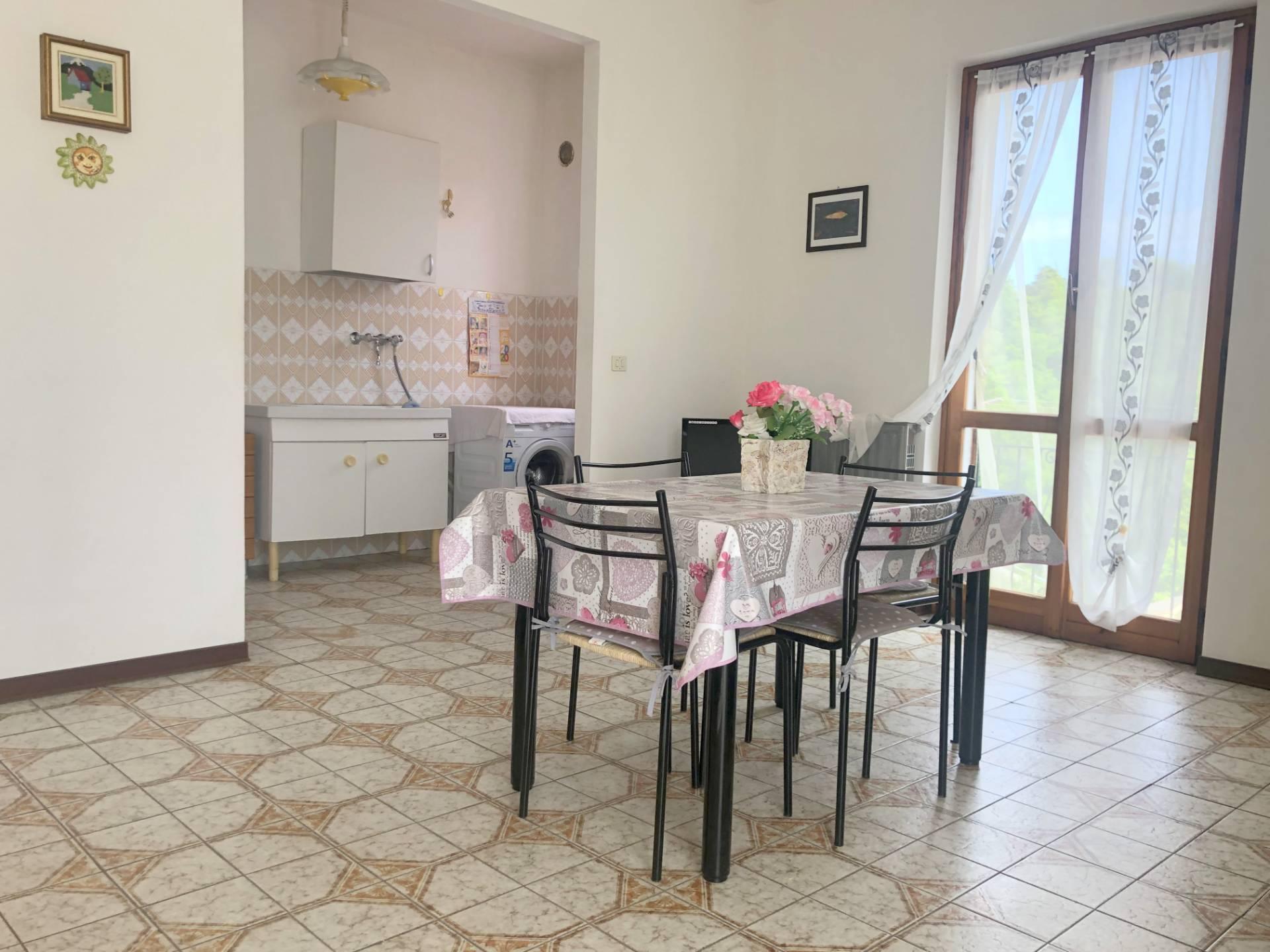 Appartamento in vendita a Giusvalla, 3 locali, prezzo € 42.000 | PortaleAgenzieImmobiliari.it