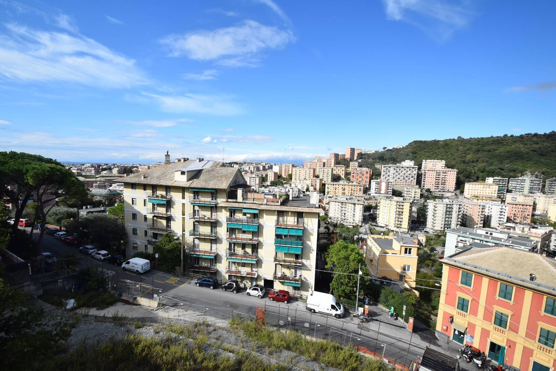 APPARTAMENTO in Affitto a Borgoratti, Genova (GENOVA)