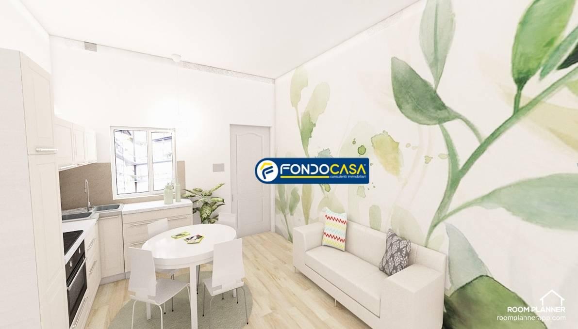Appartamento in vendita a Sesto San Giovanni, 2 locali, prezzo € 121.000 | CambioCasa.it