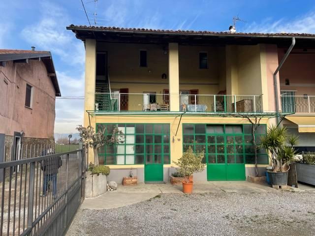 Appartamento in vendita a Rovato, 4 locali, prezzo € 88.500 | CambioCasa.it