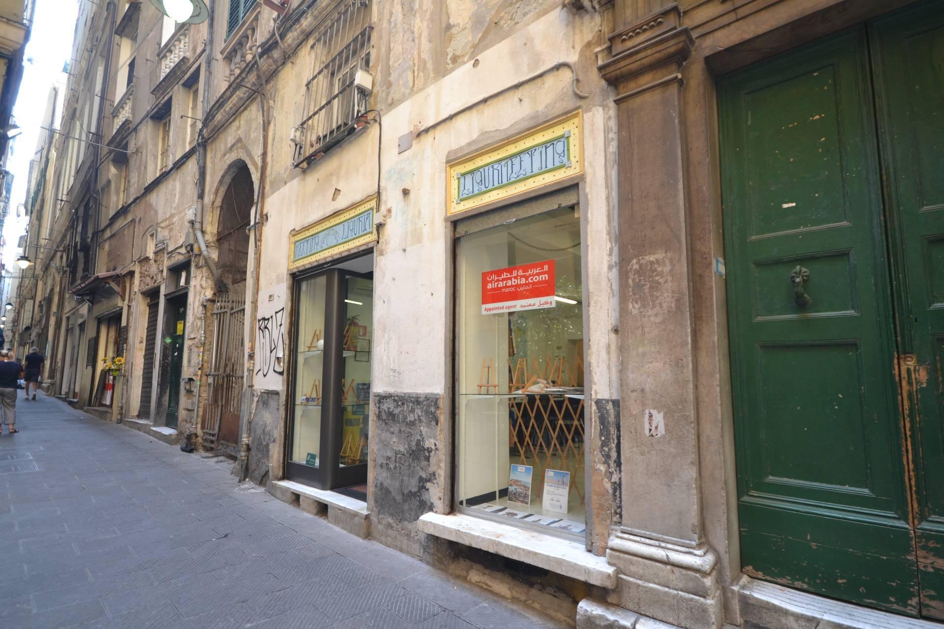 Attività / Licenza in affitto a Genova, 2 locali, zona Località: CentroStorico, prezzo € 600 | CambioCasa.it