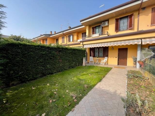 Villetta a schiera in vendita a Coccaglio (BS)