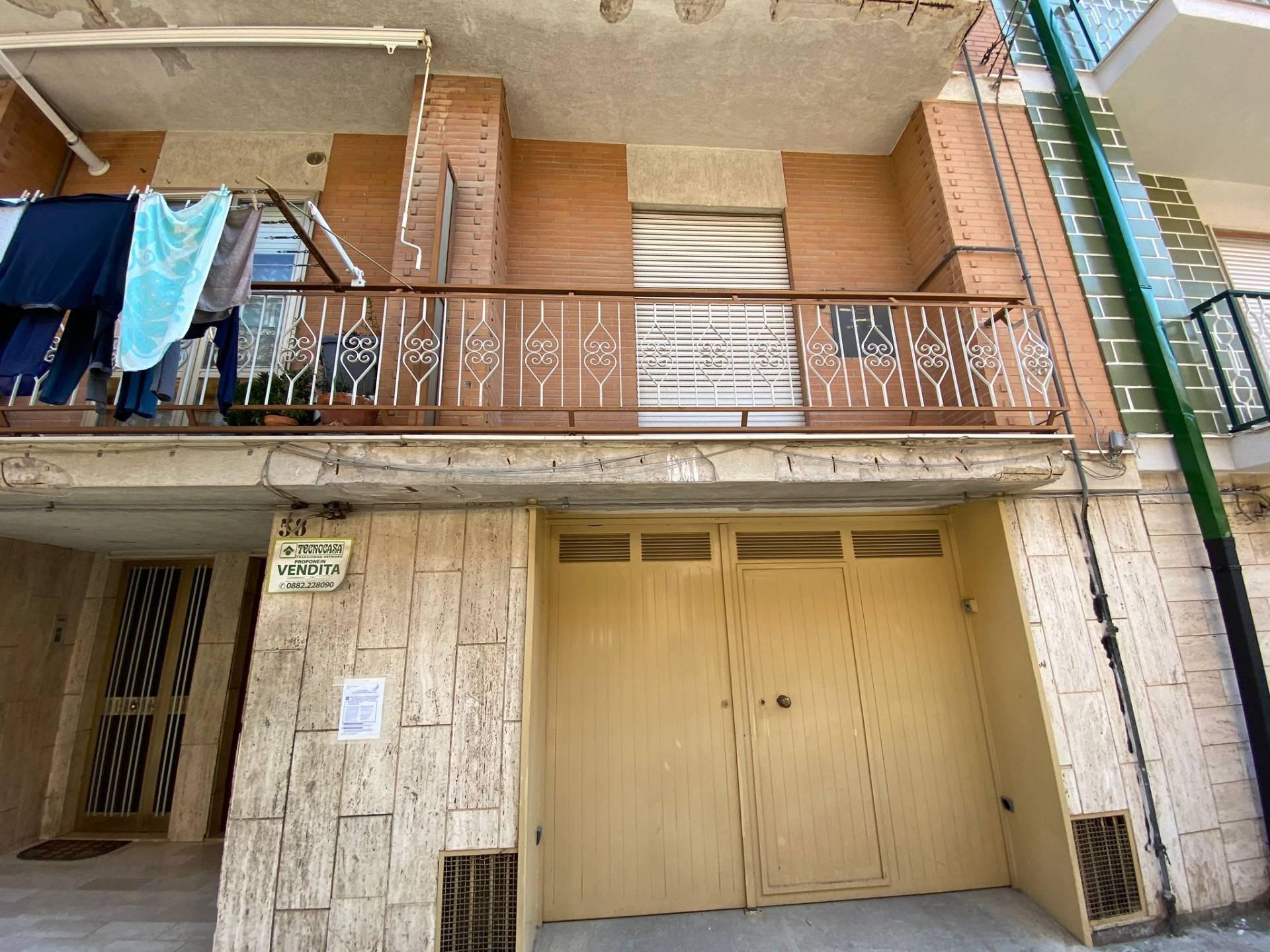 Appartamento in vendita a San Severo, 5 locali, prezzo € 109.000   PortaleAgenzieImmobiliari.it