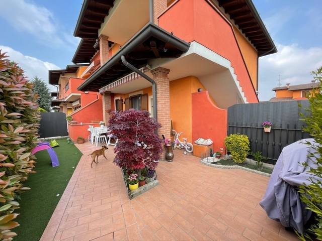 Appartamento in vendita a Lograto, 3 locali, prezzo € 140.000 | PortaleAgenzieImmobiliari.it