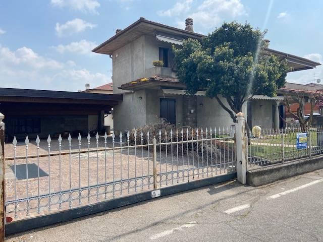 Villa Bifamiliare in vendita a Castelli Calepio, 9 locali, prezzo € 249.900 | PortaleAgenzieImmobiliari.it