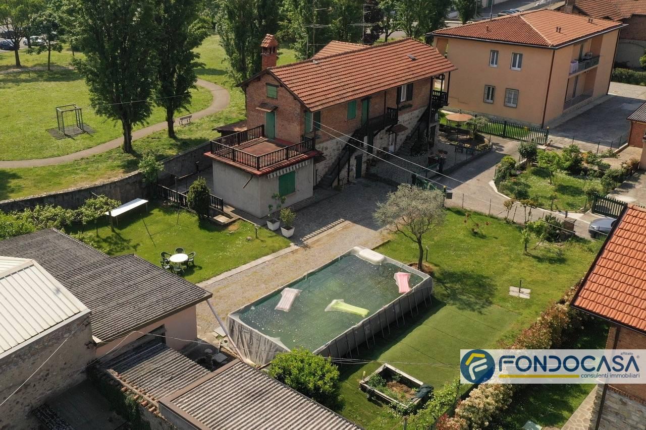 Villa Bifamiliare in vendita a Palazzolo sull'Oglio, 3 locali, prezzo € 169.900   PortaleAgenzieImmobiliari.it