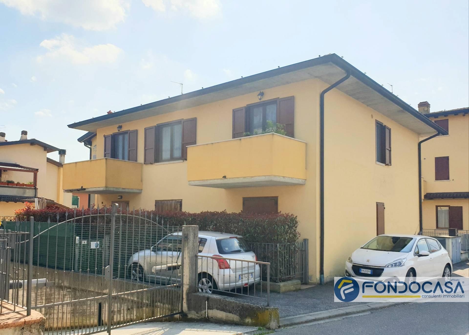 Appartamento in vendita a Passirano, 3 locali, prezzo € 149.900 | PortaleAgenzieImmobiliari.it