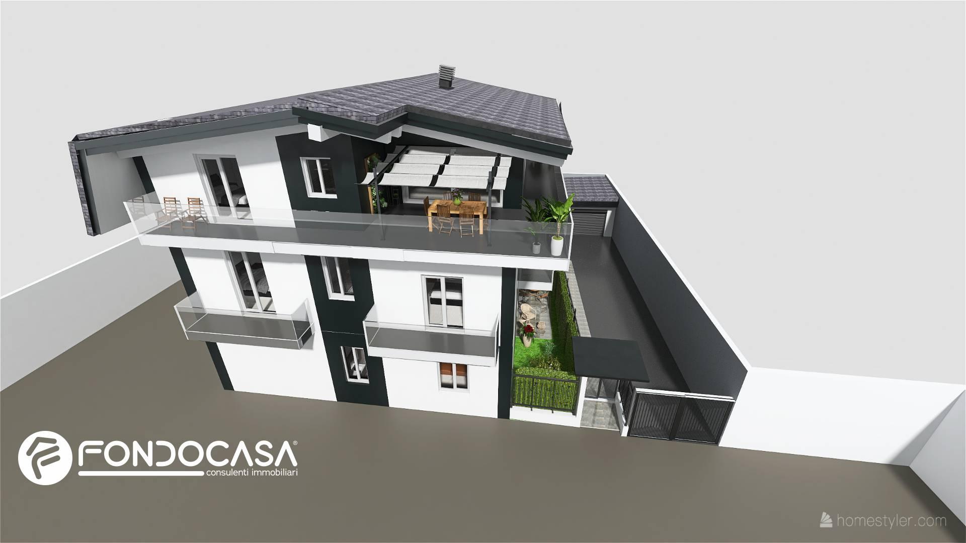 Vendita Bilocale Appartamento Cerro Maggiore 286954