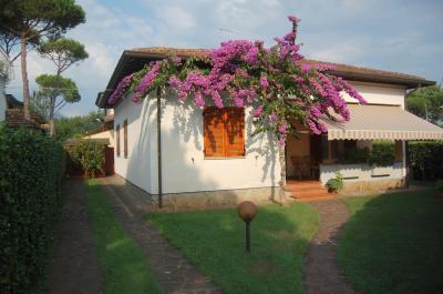 Casa singola in Affitto a Montignoso