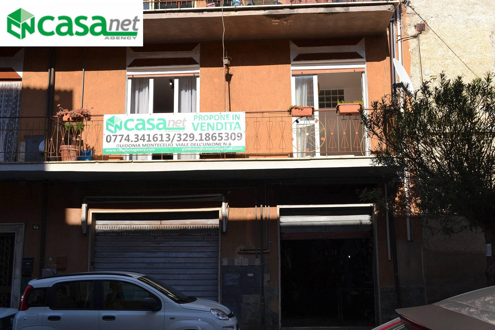 Appartamento in vendita a Marcellina, 3 locali, zona Zona: Campetella, prezzo € 98.000   CambioCasa.it